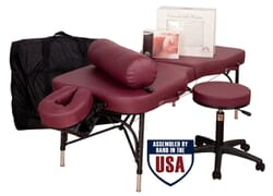 Advanta Ultimate Massage Table Package