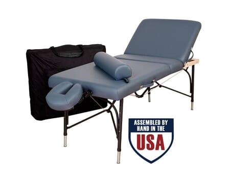 Alliance Aluminum Essential Massage Table Package