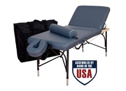 Alliance Aluminum Professional Massage Table Package