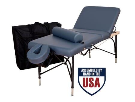 Alliance Aluminum Professional Massage Table Package