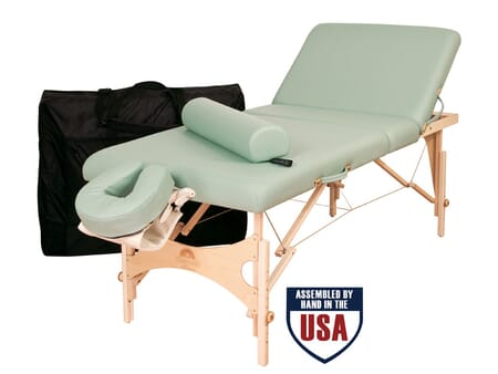 Alliance Wood Professional Massage Table Package