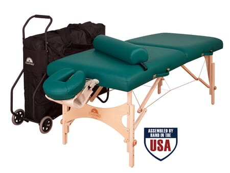 Aurora Traveler Massage Table Package