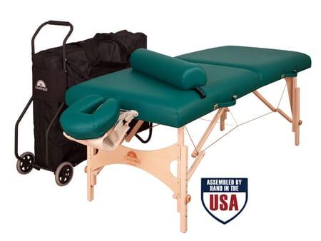 Aurora Traveler Massage Table Package