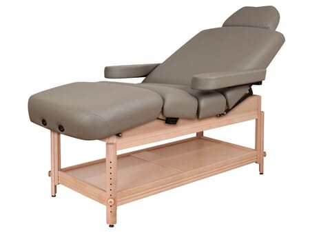 Clinician Adjustable Lift-Assist Salon Top