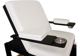 Adjustable Manicure Arm Rests