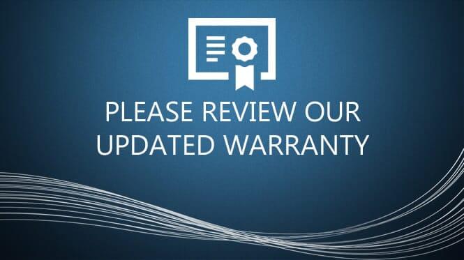 Oakworks                            Warranty