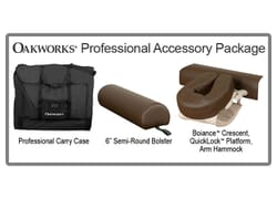 Professional Massage Table Accessory Package