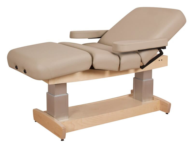 oakworks spa performalift electric salon top electric lift tables performaest. Black Bedroom Furniture Sets. Home Design Ideas