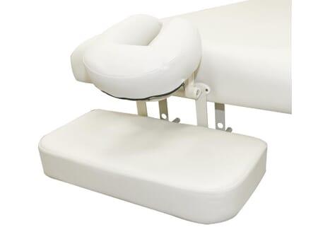 Stationary Lowered Arm Rest Shelf with Bracket