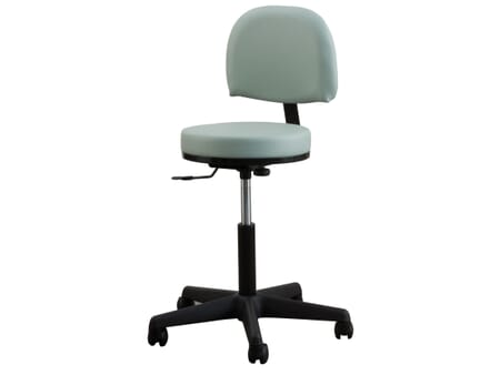 Premium Backrest Stool High Height