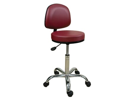 Professional Backrest Stool