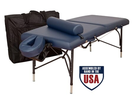 Wellspring Professional Massage Table Package