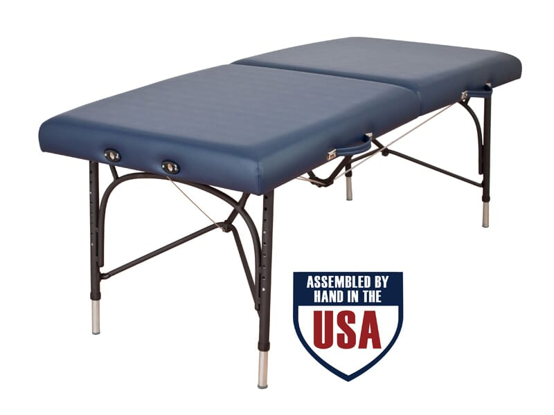 Oakworks Spa Wellspring Portable Mage Table Tables