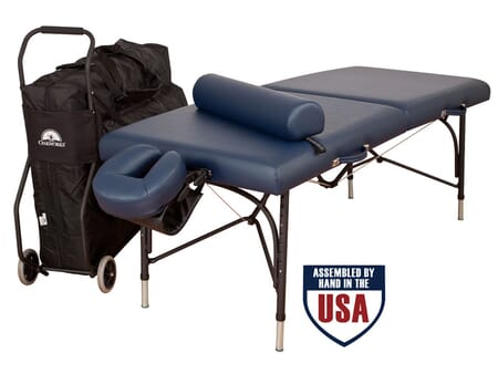Wellspring Traveler Massage Table Package